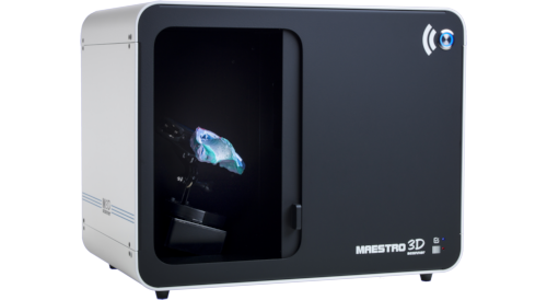 maestro3d MDS500 dental scanner